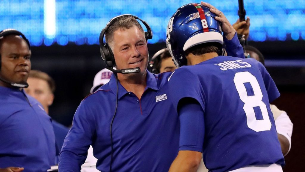 Giants' Pat Shurmur at ease after making Daniel...