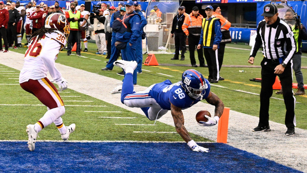 New York Giants open as 3-point home favorites vs....