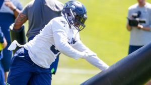 Seattle Seahawks rookie L.J. Collier is ready to...