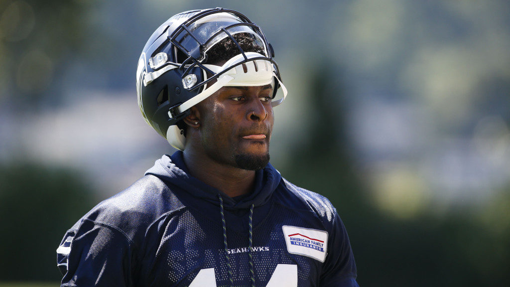 Seahawk DK Metcalf says he's 100% ready to play...