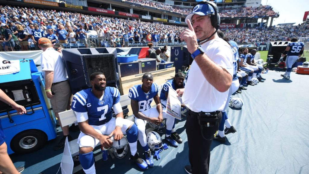 Five Things Learned: Colts-Titans (2019, Week 2)