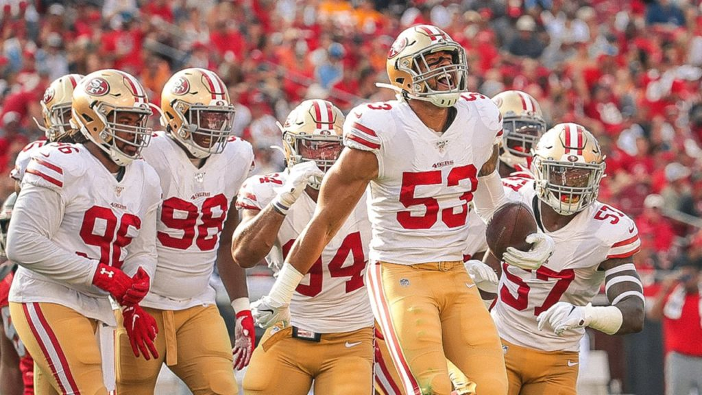 49ers Defense makes Dominant Debut against...