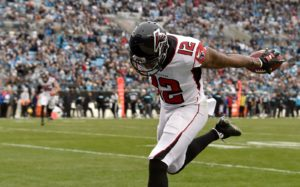 The New England Patriots trade for Mohamed Sanu