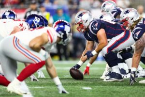 Patriots will host a banged-up Giants team on...