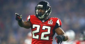 Projecting the Atlanta Falcons' starters on...