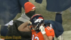 Paxton Lynch Found Extra Reps During Bye 'Really...