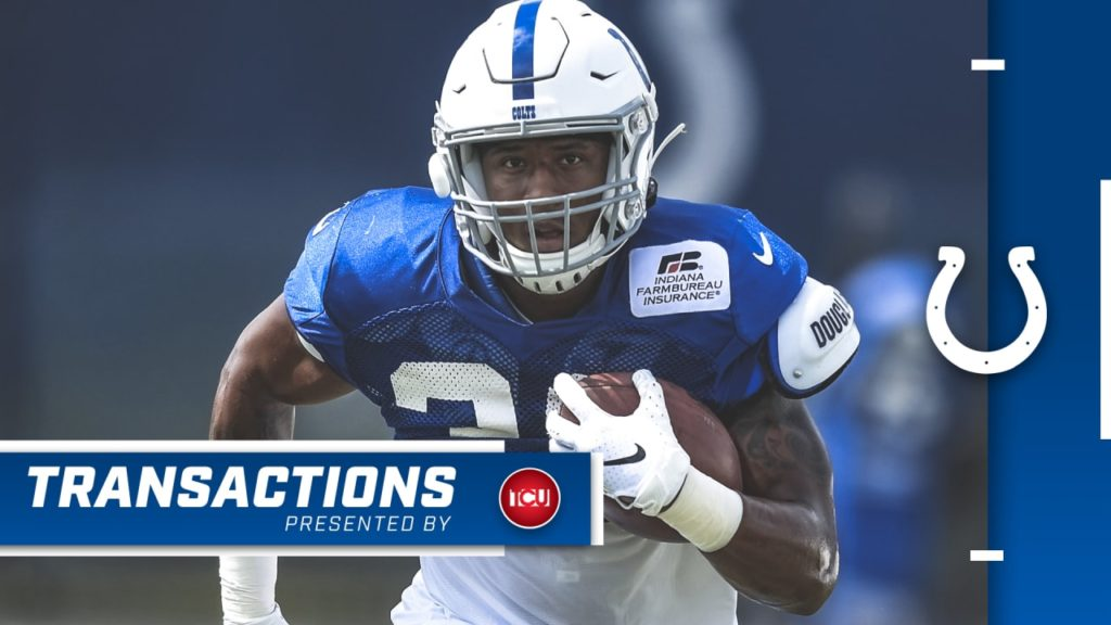 The Indianapolis Colts have brought back running...