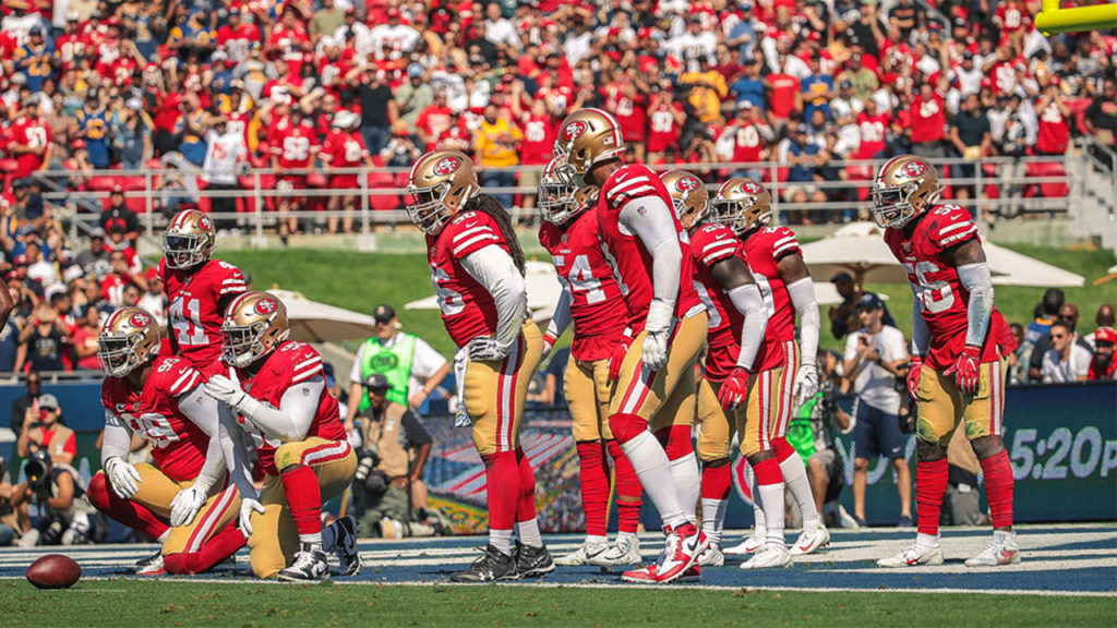 Where Does the 49ers Defense Rank through Week 6?