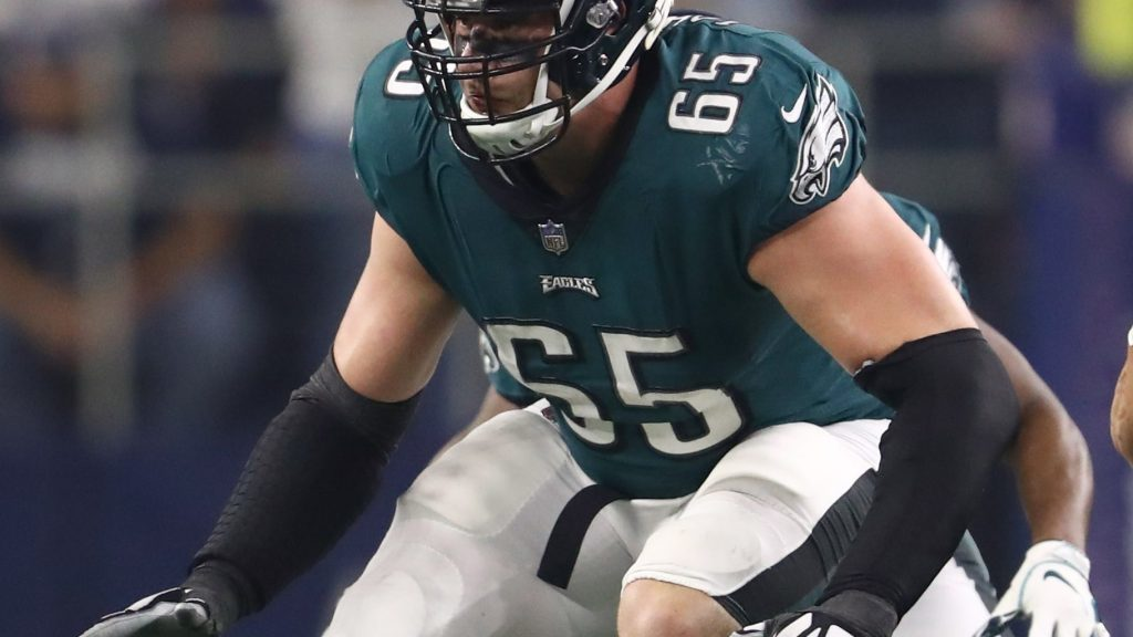 Lane Johnson among 7 Eagles who did not practice...
