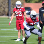 Chase Edmonds Leads Way As Cardinals Sign RBs...