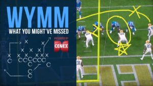 What You Might've Missed: On the goal line