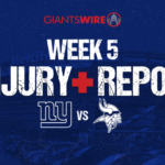 New York Giants' Saquon Barkley, Alec Ogletree...