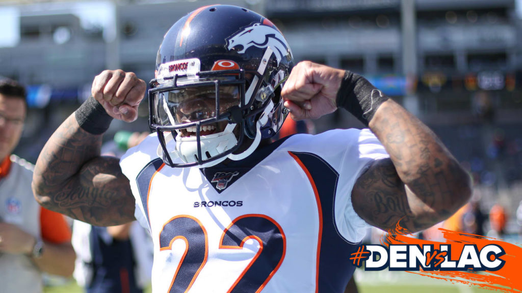 Broncos, Briefly: Tuesday, Oct. 8, 2019