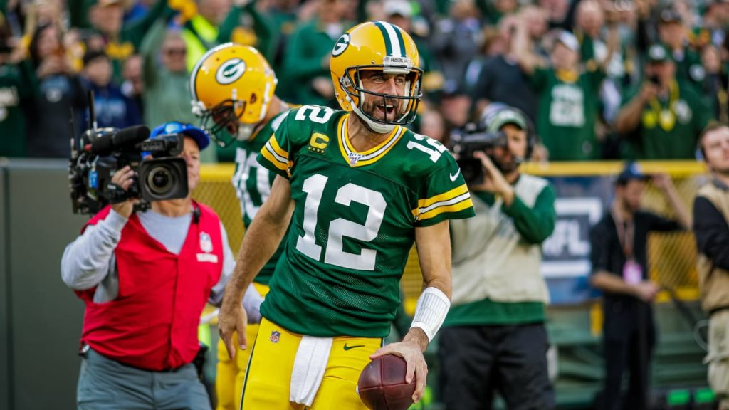 Vote for Aaron Rodgers!