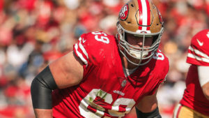 Mike McGlinchey Expected to Miss 4-6 Weeks