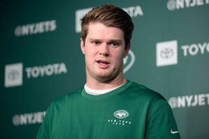 Sam Darnold alone can't fix the woeful Jets