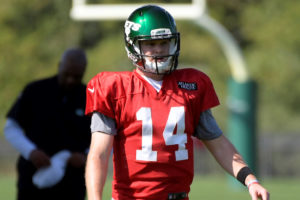 Jets' Sam Darnold (mono) still out for Week 5 vs....