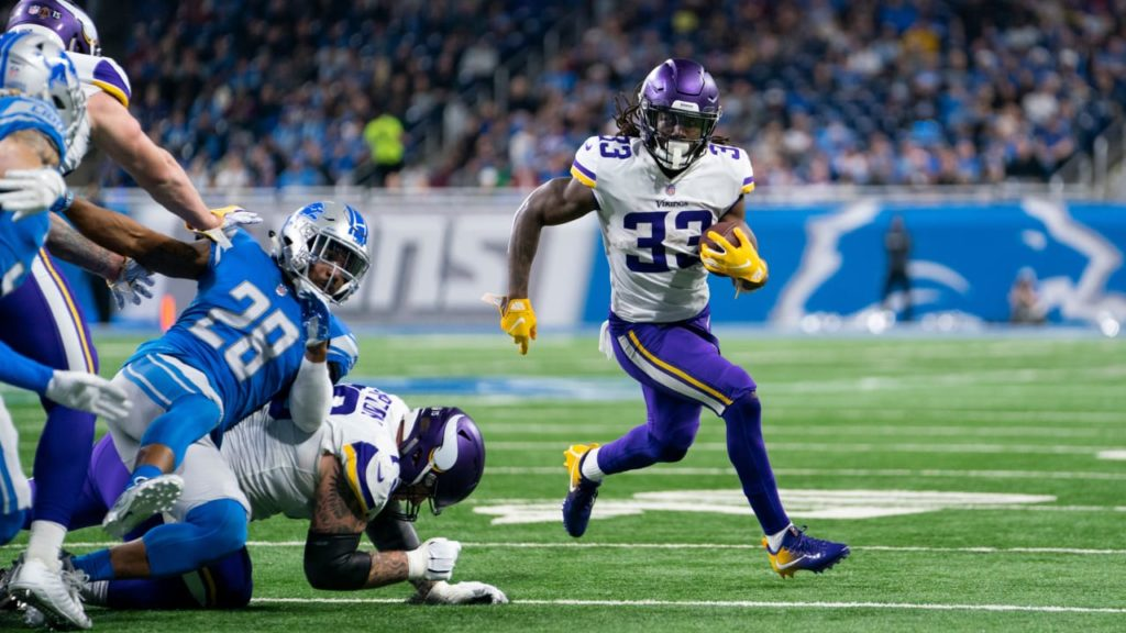5 Vikings-Lions Storylines to Watch