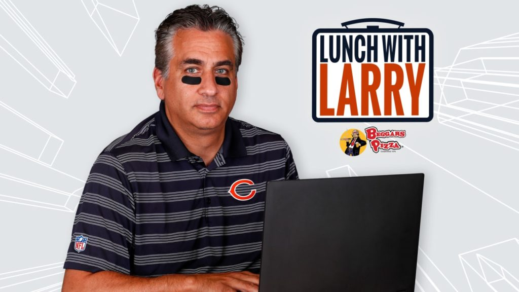 Lunch With Larry: 10.08.19