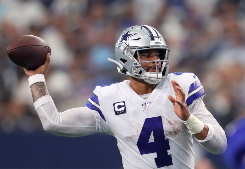 Dak Prescott can be accurate, but is he an...