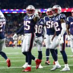 The New England Patriots' outlook over the next...