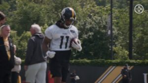 JuJu Smith-Schuster: 'It's Tough' To Lose A Guy...
