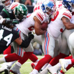 Giants' Saquon Barkley couldn't hide frustration...