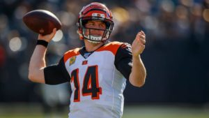 """Andy Dalton has a """"whole new perspective"""" after..."""