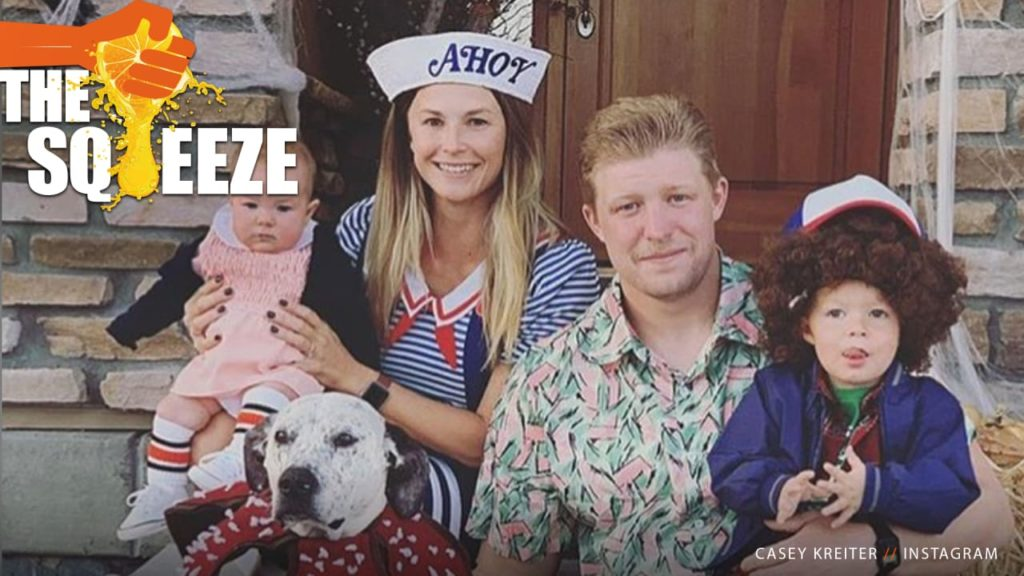 The Squeeze: Happy Halloween from the Broncos!
