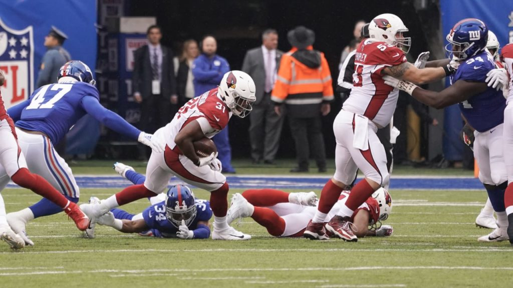 David Johnson Closes In On Return, Pairing With...