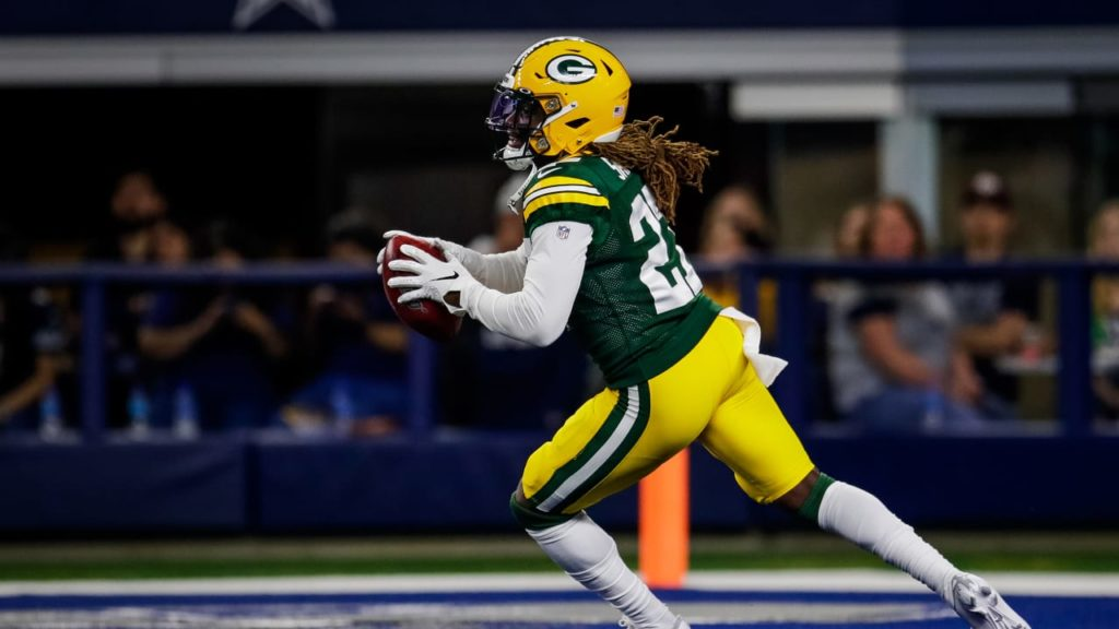 Tremon Smith hopes to be a spark for Packers'...