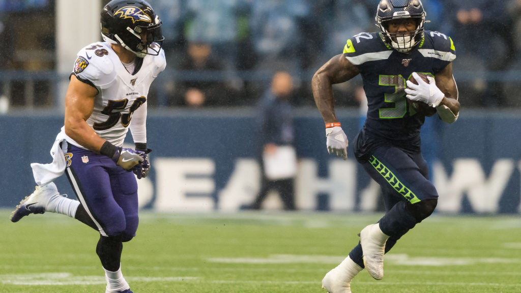 Ravens sign L.J. Fort to a contract extension