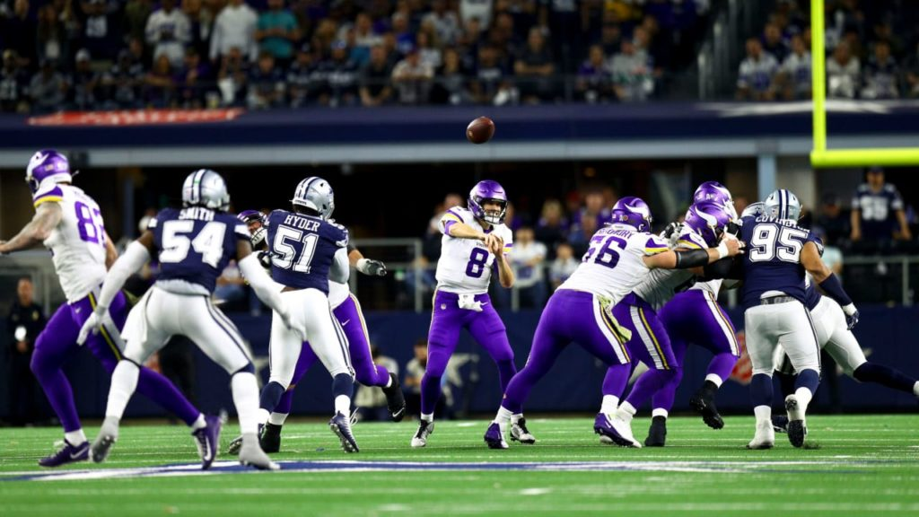 Vikings 'Break Will' of Cowboys with Repetitive...