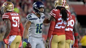 49ers CB Richard Sherman fined for hit on Seahawks...