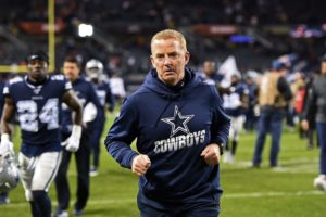 Right now the Dallas Cowboys look like a lost team