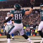 Eagles' TE Dallas Goedert lands on PFF NFL...