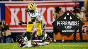 Packers vs. Bears: Performances to watch