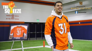 Congrats to Justin Simmons, the Broncos' 2019...
