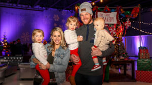 Children's Hospital Patients Board 'Rudy's Red Eye...