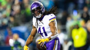 Harris Listed as Vikings 'Unsung Hero' for 2019...