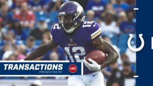 The NFL today reinstated wide receiver Rodney...