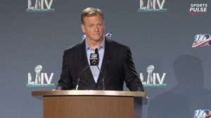 Roger Goodell On Rooney Rule Failings: 'It's Clear...