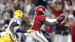 Ranking the top-7 wide receiver prospects