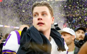 Joe Burrow's dad tries to tamp down speculation...