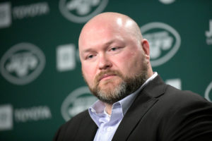 Why Jets should avoid temptation of trading up in...
