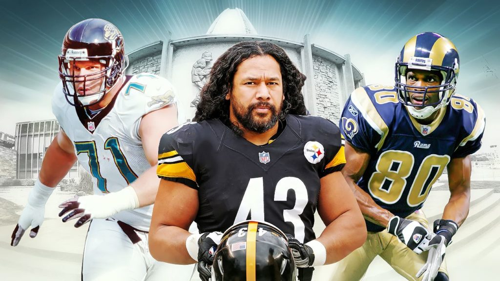 Who we'd vote into the Pro Football Hall of Fame