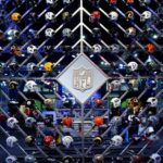 The 32 NFL teams' salary cap space as of...